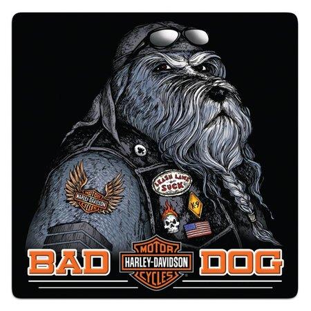 Harley Davidson®  Bad Dog Sign
