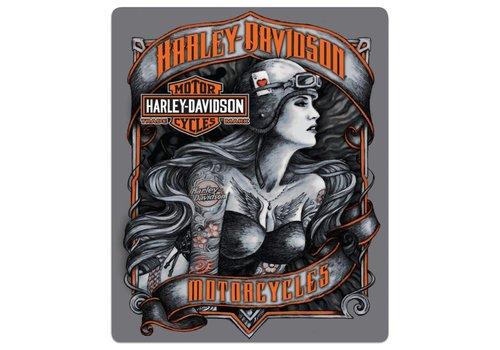 Ande Rooney Harley Davidson®  Tonal Babe Sign