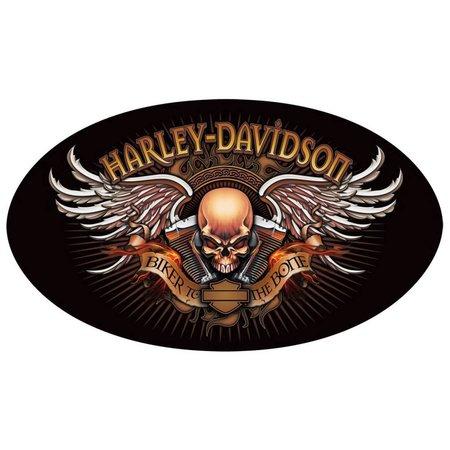 Harley Davidson® Biker To The Bone Sign