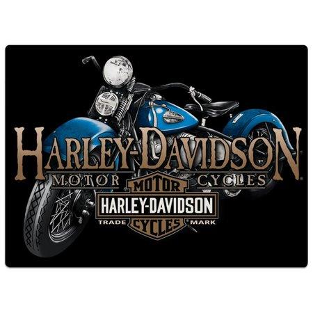 Harley Davidson® Old Blue Sign