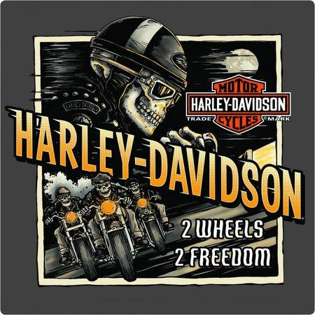 Harley Davidson® Road Rage Tin Sign