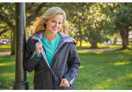 Jadelynn Brooke JLB All Weather Jacket Black