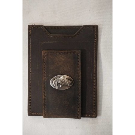 Zep Pro Front Pocket Wallet Bass