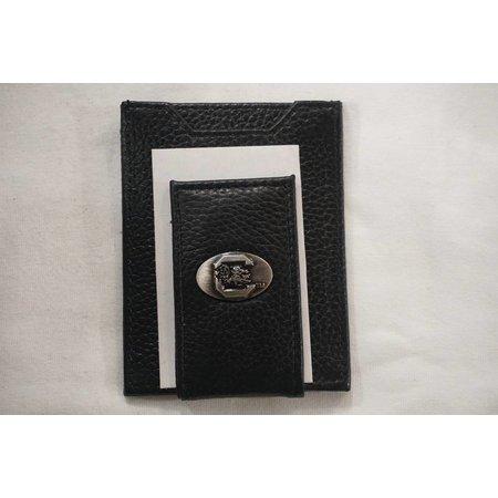 Zep Pro Front Pocket Wallet Pebble Black USC