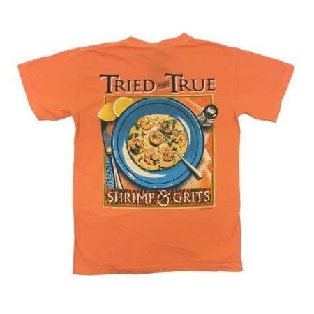 Tried & True Shrimp & Grits