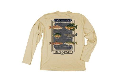 Fripp & Folly Fripp & Folly Performance Freshwater Wicking Shirt