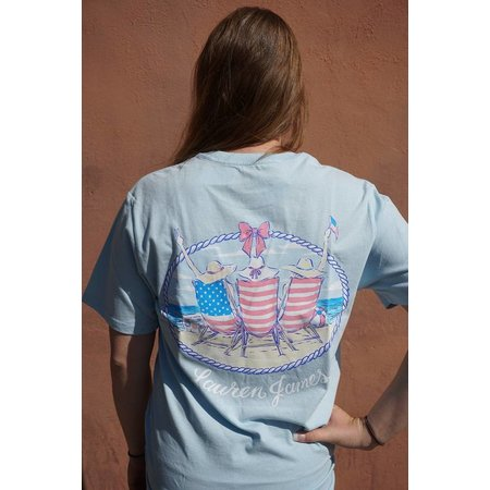 From Sea to Shining Sea SS Cool Blue