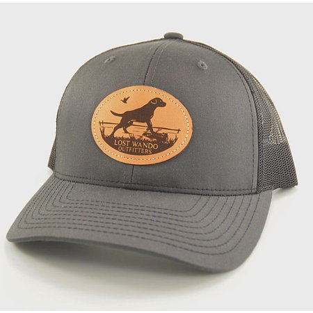 Marsh Lab Charcoal | Black Hat