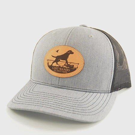 Marsh Lab Heather Grey | Black Hat
