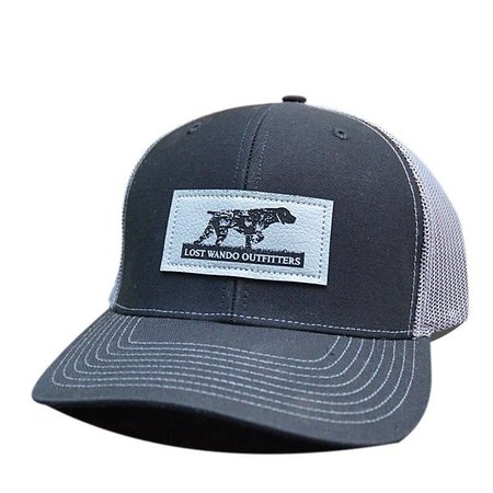 Pointer GFP Black | Charcoal Hat