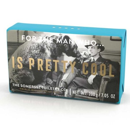 Is Pretty Cool Soap Tobacco Wood