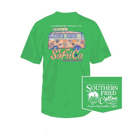 Southern Fried Cotton Road Trippin YOUTH