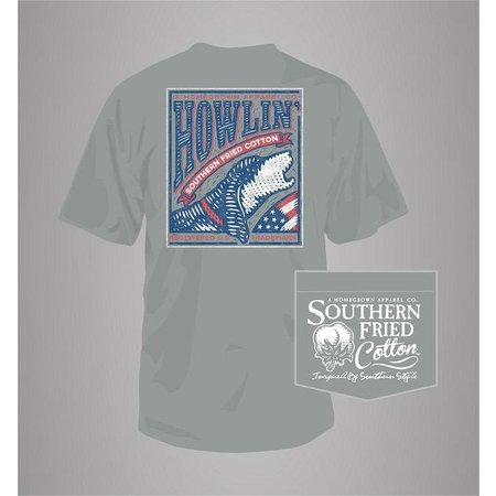 Southern Fried Cotton Howlin' For The USA