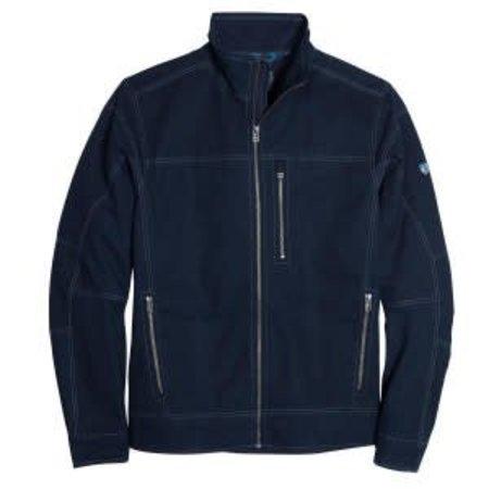 Burr Jacket Midnight Blue