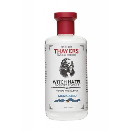 Medicated Witch Hazel