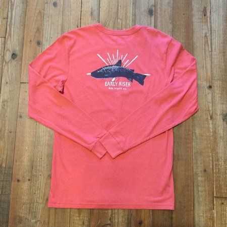 Fish Hippie Early Riser L/S