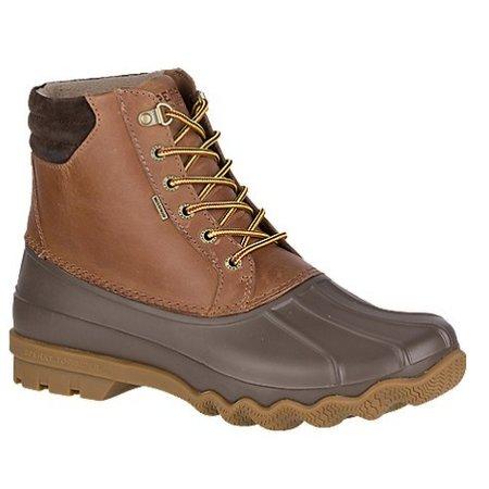 Sperry Avenue Duck Waterproof Boot Tan/Brown 9