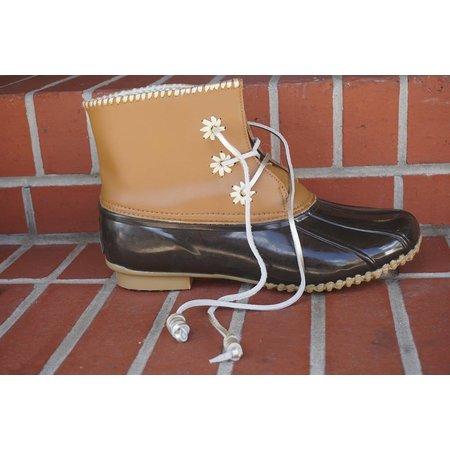 Chloe Duck Boot Size 11