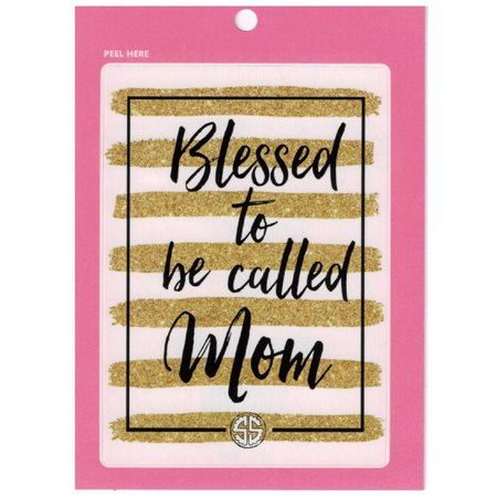Blessed To Be Called Mom Sticker