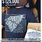 Carolina Strong Hurricane Florence Samaritan's Purse T-shirt
