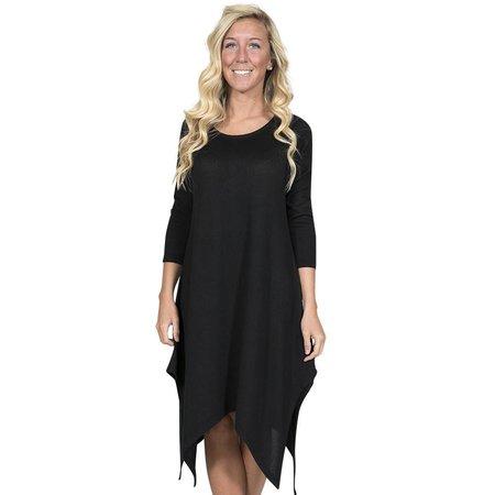 Augusta Dress Black