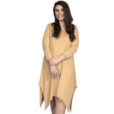 Augusta Dress Camel