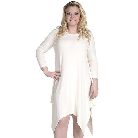 Augusta Dress Ivory