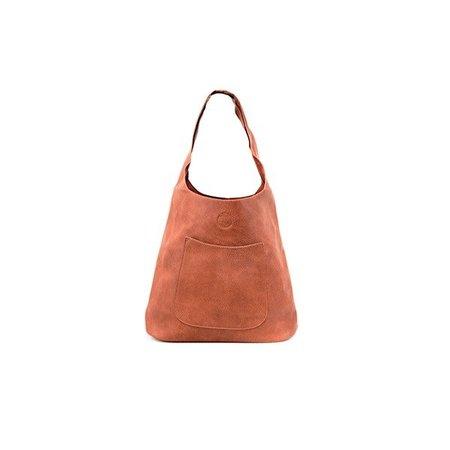 Paprika Molly Slouchy Hobo Handbag