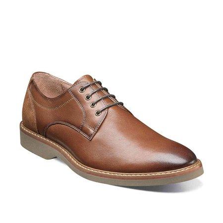Union Plain Toe Oxford Tan