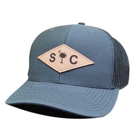 Lost Wando SC Diamond Charcoal | Black Hat