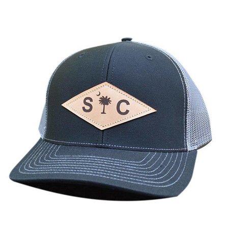 Lost Wando SC Diamond Black | Charcoal Hat