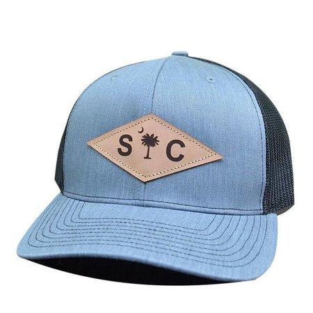 SC Diamond Grey | Black Hat