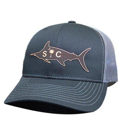 Lost Wando SC Marlin Black | Charcoal Hat