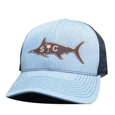 SC Marlin Grey| Black Hat