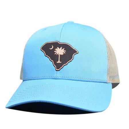 Lost Wando SC Outline Blue | Khaki Hat