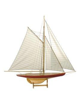 Sail Model Defender, 1895