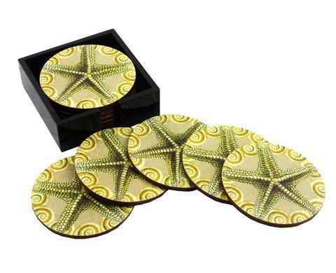 Annie Modica Coaster Sealife