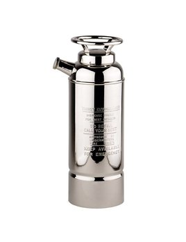 Fire Extinguisher Shaker & 2 Martinis @$345 Each