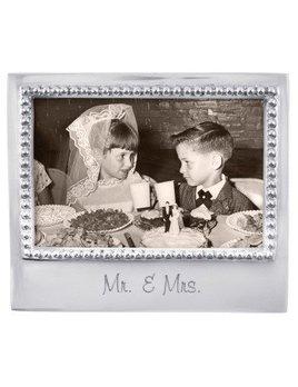 Mr Mrs 4x6 Frame