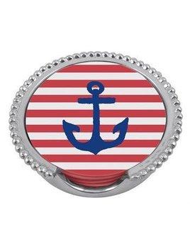 Coaster Set Anchor