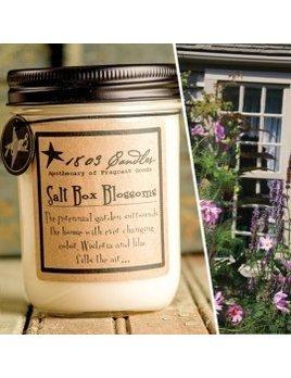 Salt Box Blossom Soy Candle
