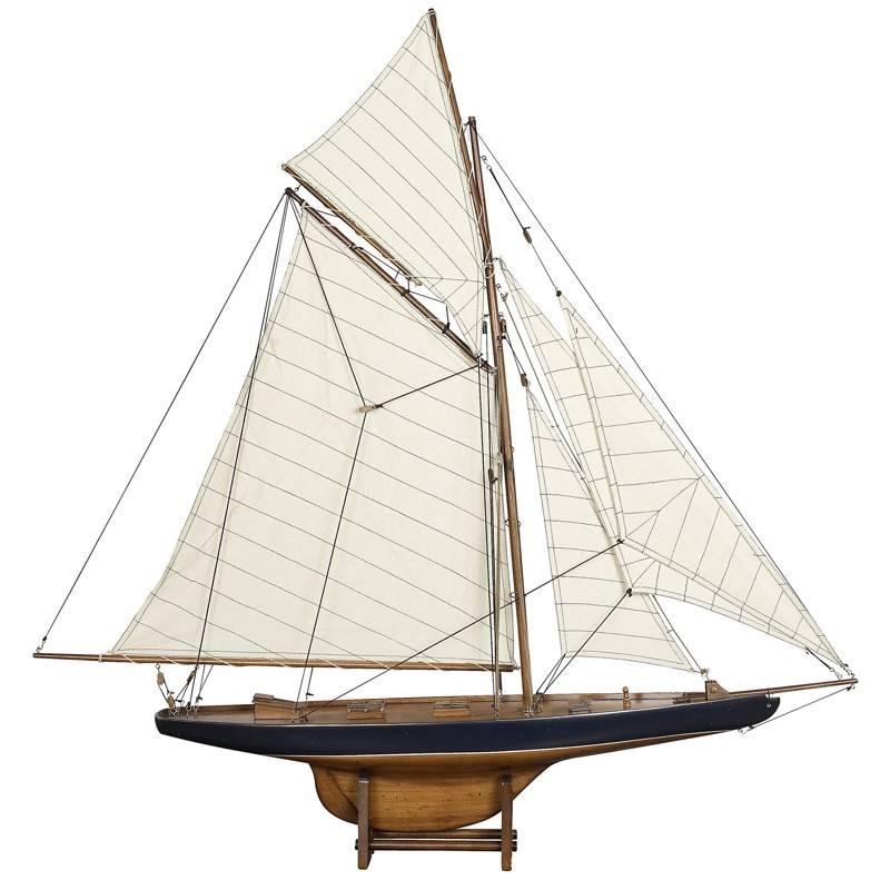 America's Cup Columbia Ship
