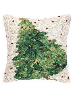 Christmas Tree Pillow 16x16