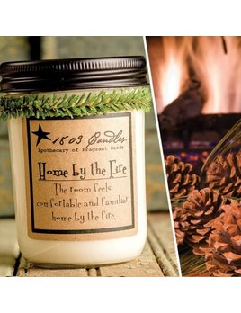 Home By the Fire Soy Candle