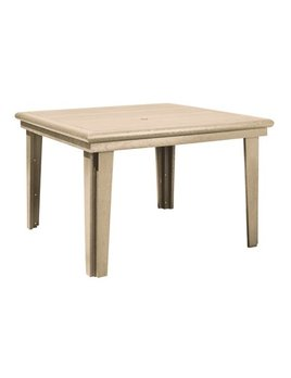 47'' Square Dining Table