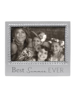 Best Summer Ever Frame 4x6