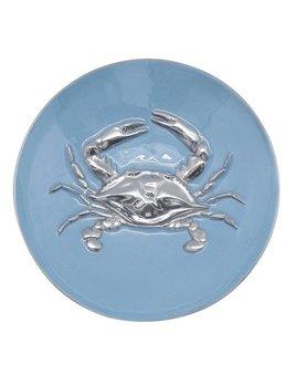 Shore Crab Relief Bowl