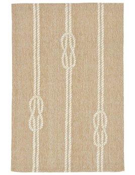 Neutral Ropes Capri Rug