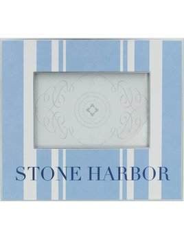 Blue Stone Harbor 5x7 Frame