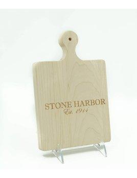 Stone Harbor Est Cutting Board ART